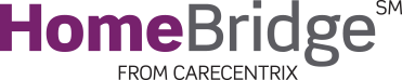 HomeBridge by CareCentrix logo