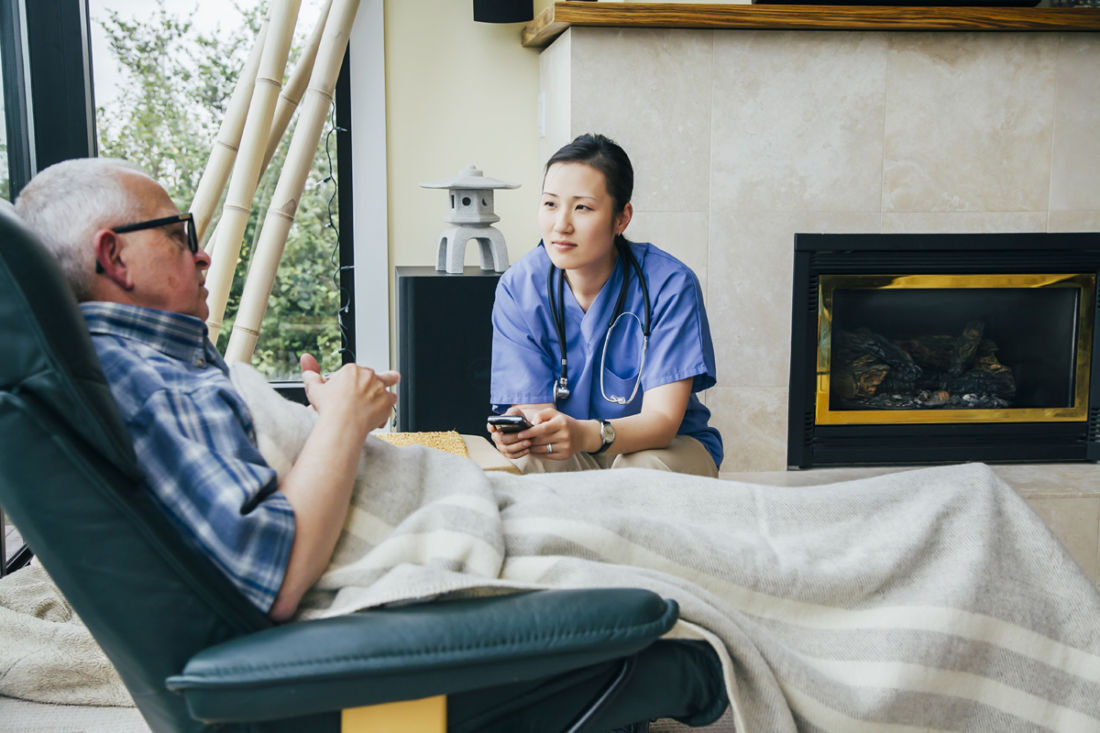 Getting Care at Home is the New Normal for Some, But We've Been Doing It for 25 Years