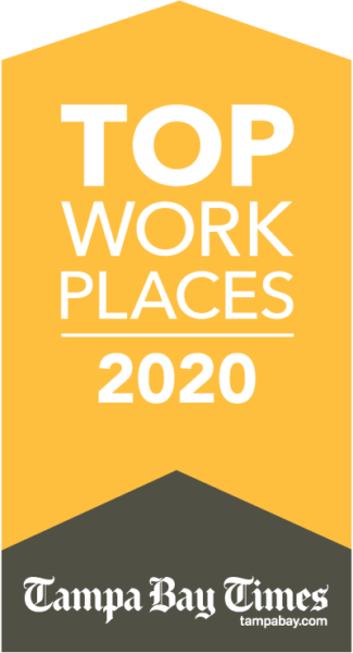 Tampa Bay Times Top Workplaces 2019