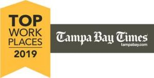 Tampa Bay Times Top Places to Work 2019